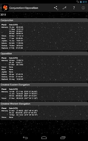 Night Sky Tools - Astronomy 2.6.1 screenshot 86714