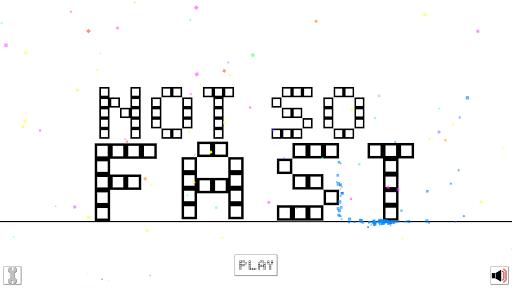 Игра Not So Fast для планшетов на Android