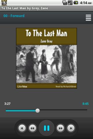 To The Last Man by Zane Grey