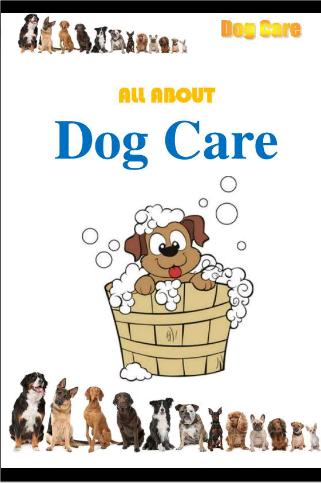【免費書籍App】Dog Care-APP點子