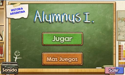 Alumnus 1: Historia Argentina