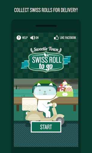 SwissRoll to Go - Sweetie Town