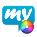 mysms Dark Reloaded Theme icon