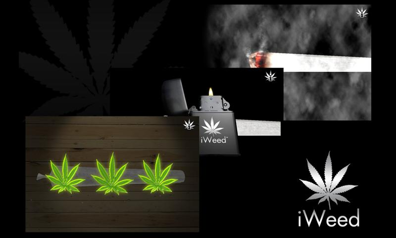 iWeed - roll a spliff - screenshot