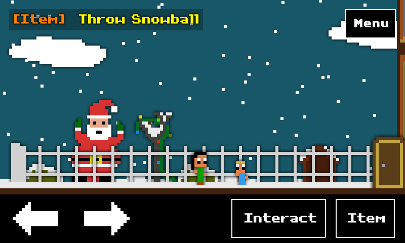Quiet Christmas (Free)- screenshot