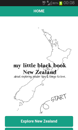 mylittleBlackBook New Zealand