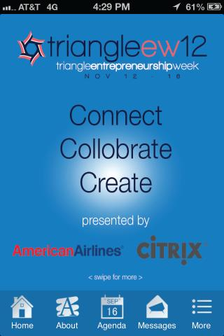 Triangle Entrepreneurship Week