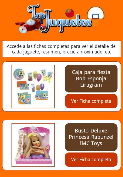 Encontrar juguetes agotados - screenshot
