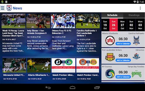 North American Soccer League - screenshot thumbnail