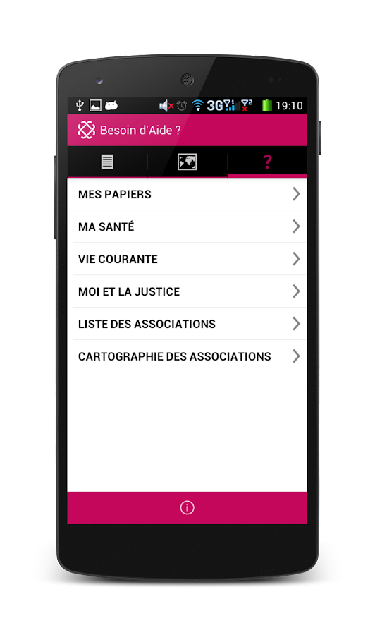 Fondation Scelles- screenshot