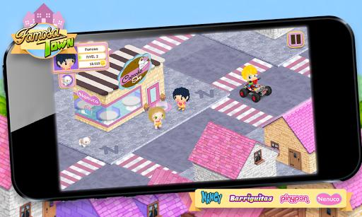 【免費模擬App】Famosa Town-APP點子