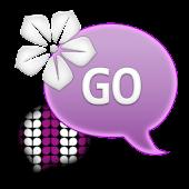 GO SMS - Divine Purple