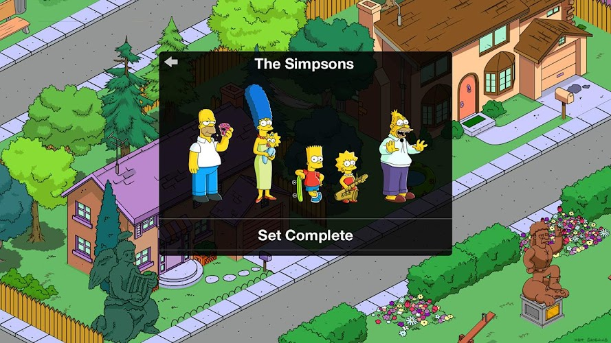 The Simpsons™: Tapped Out v4.16.4 Mod APK - screenshot