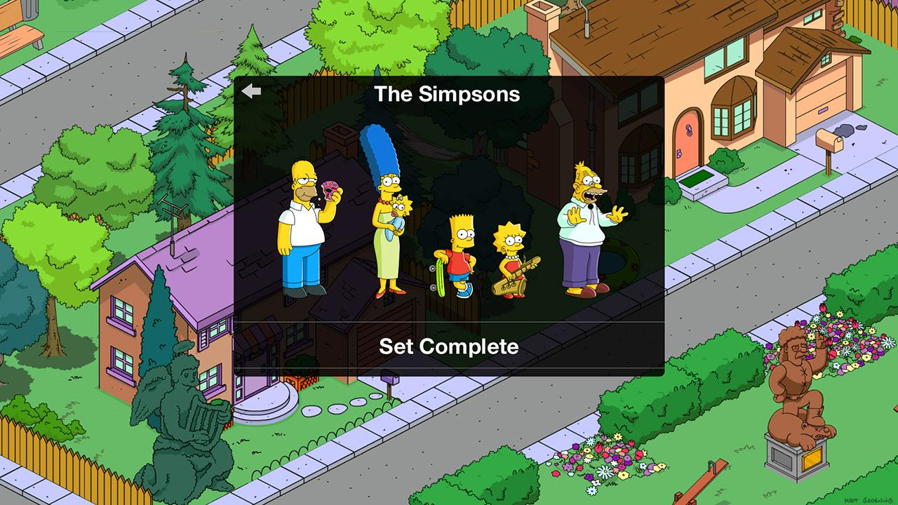 The Simpsons™: Tapped Out screenshot #6