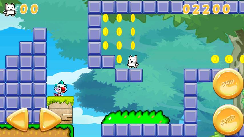 Cat Mario Parody Lite - screenshot