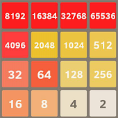 2048 : Addictive Puzzle Game
