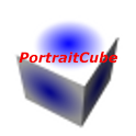 PortraitCube icon