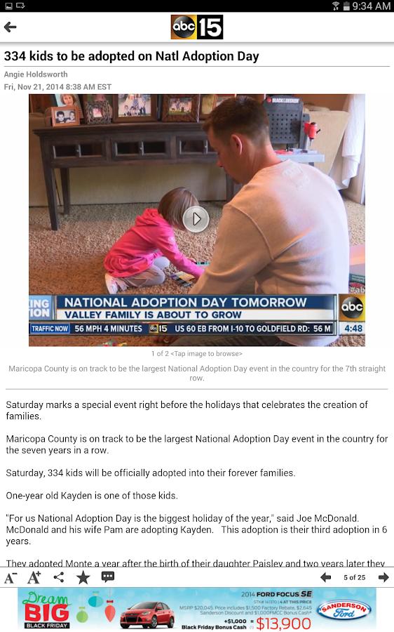 ABC15 Arizona- screenshot