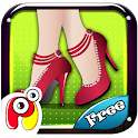 Shoes Maker–Girls fashion Game