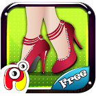 Shoes Maker–Girls fashion Game icon
