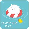 SummerPool GO LauncherEX Theme icon