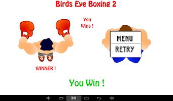 Screenshot of Birds Eye Boxing 2