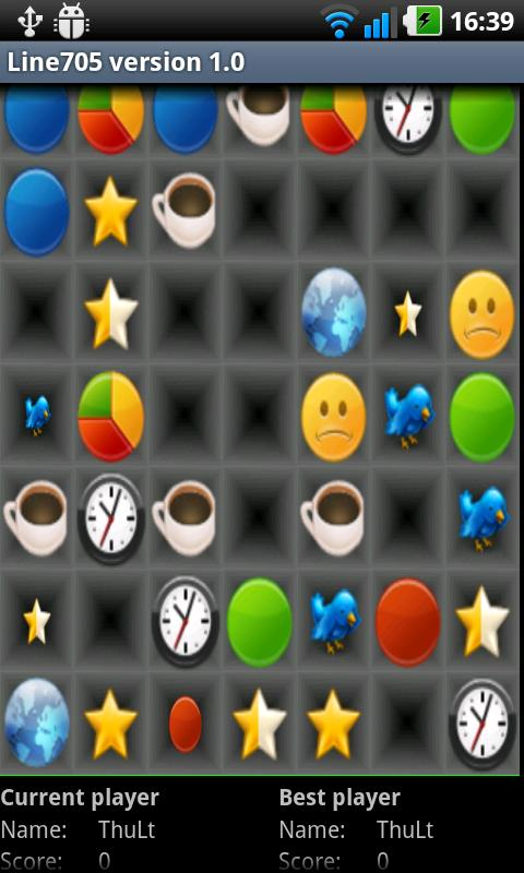 Line 705 - Line Game - screenshot