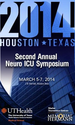 Neuro ICU Symposium 2014