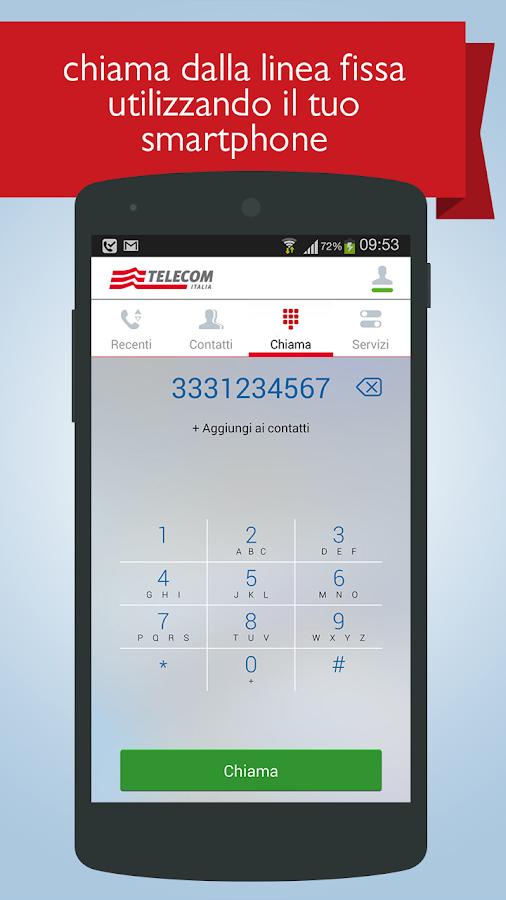 TELEFONO - screenshot