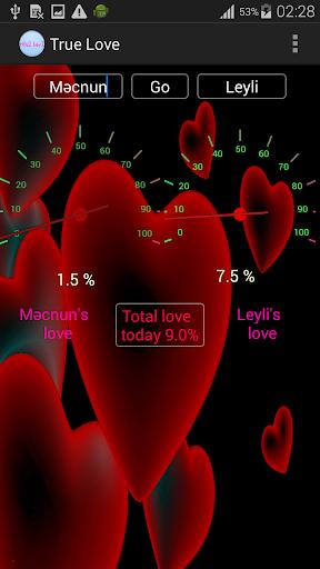 True Love Calculator