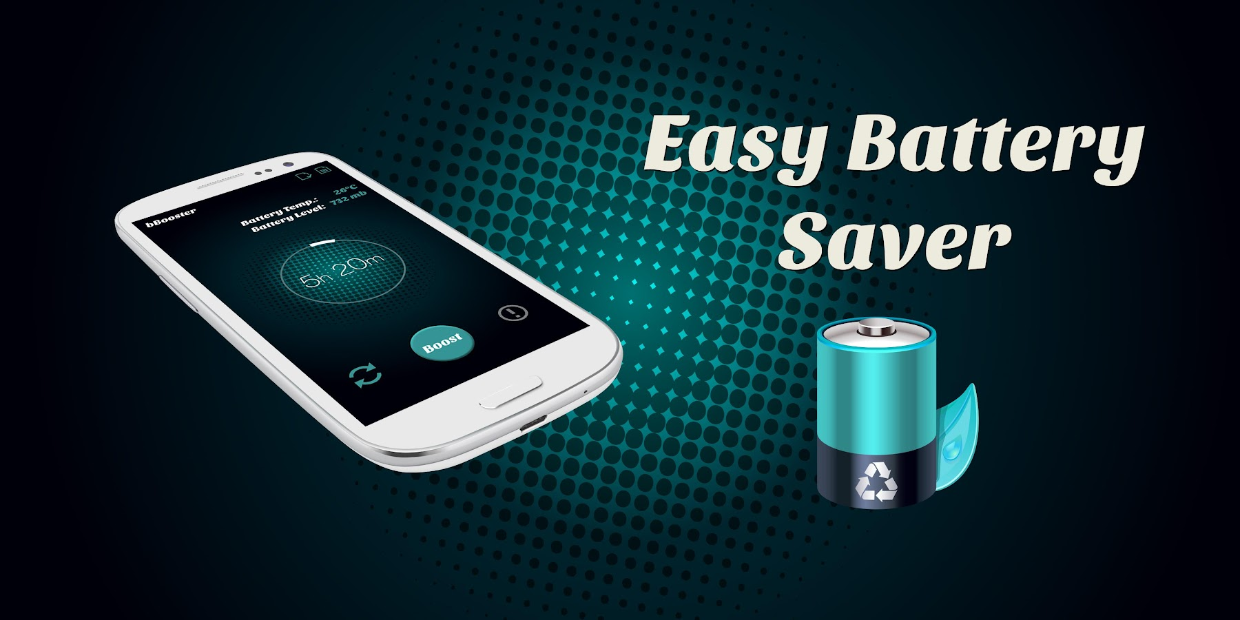Easy Battery Saver: captura de pantalla