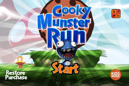 Cooky Munster Run
