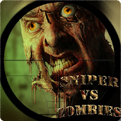 Sniper Vs The walking zombies