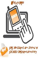 Screenshot of MMS & SMS - Save & Share