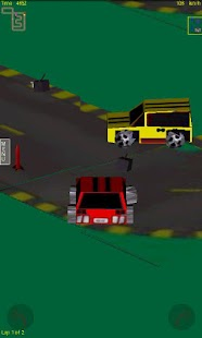 ZeptoRacer 3D - Free- screenshot thumbnail
