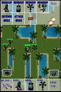 Army War Lite- gambar mini screenshot
