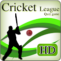 CRICKET LEAGUE HD logo