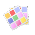 Ipack / Blue White Pearl HD icon
