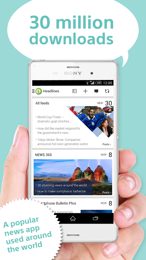 Socialife News: News my way- screenshot
