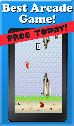 Flappy Tiny Fish Free Tap Game