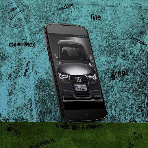 Audi Wallpaper A6