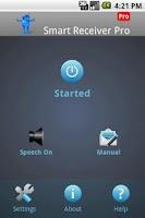 Screenshot of Smart Receiver Pro
