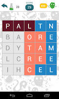 Screenshot of Fill-The-Words