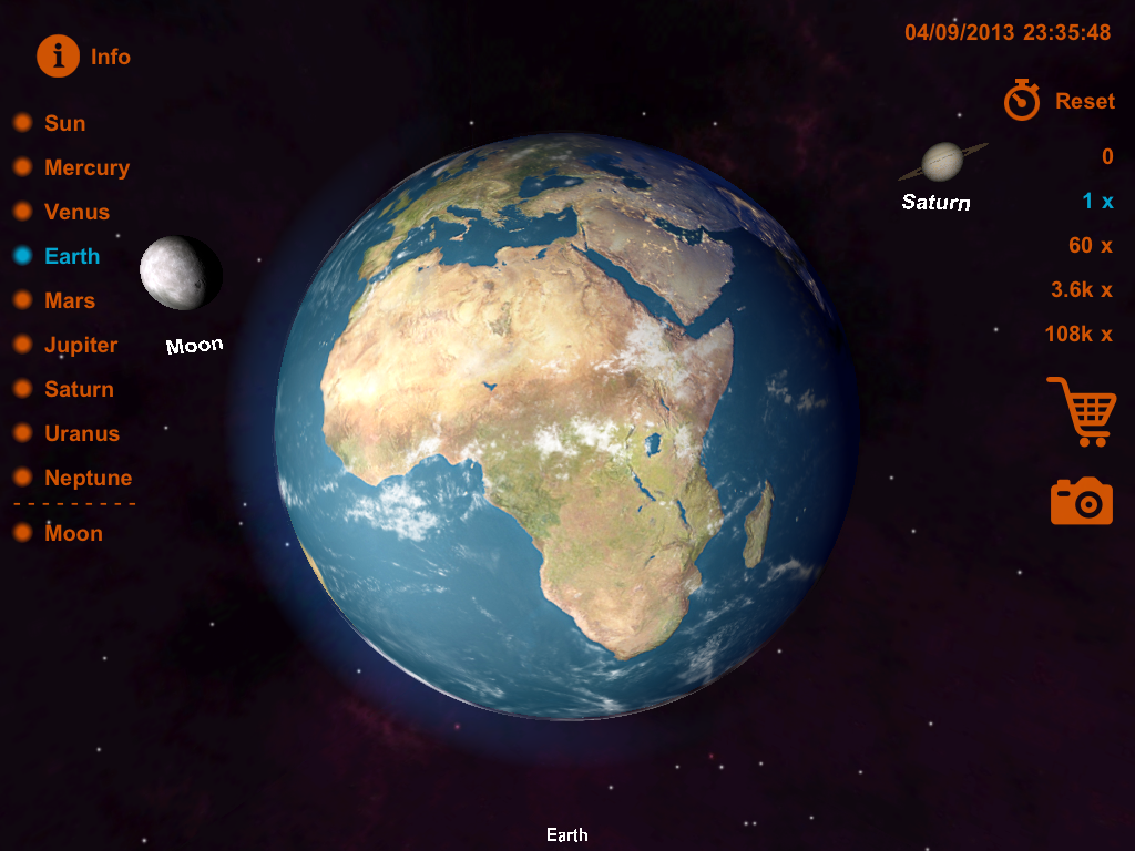 Solar System 3D Deluxe - Android Apps on Google Play