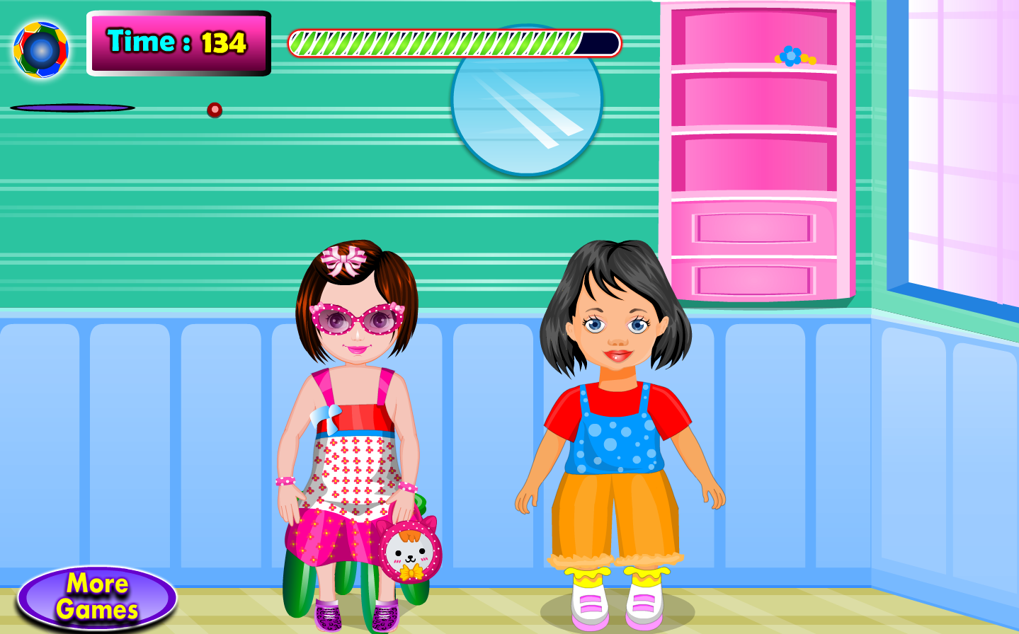 Screenshots of Sister Baby Care for iPhone