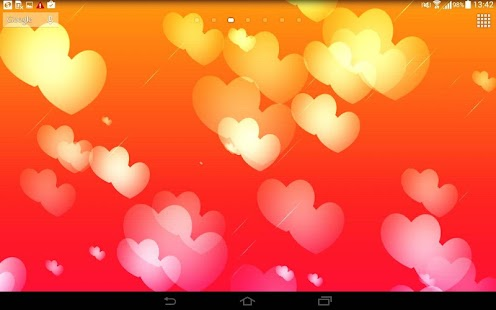 valentine magic touch live android apps on google play