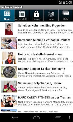Zehlendorf aktuell