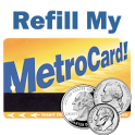 Refill My Metrocard! icon