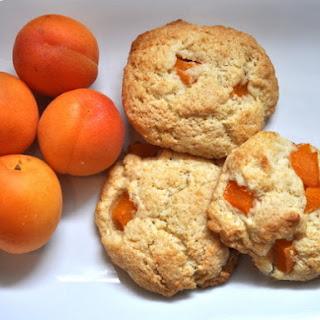 Apricot Drop Scones