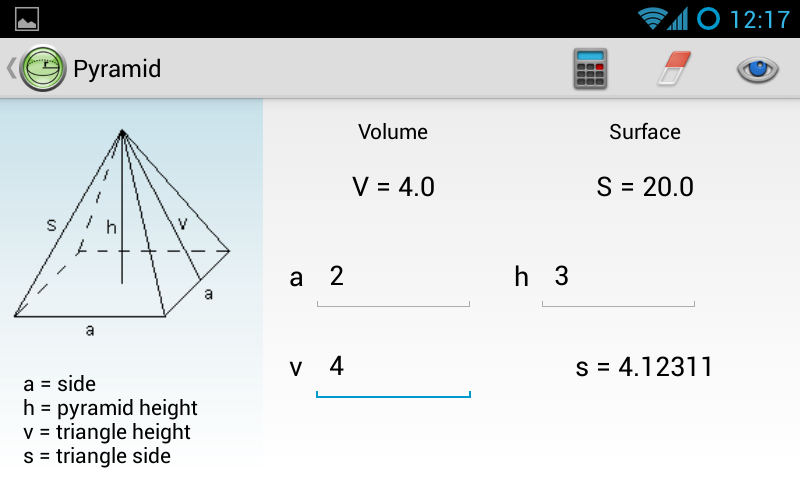 Pocket Geometry Free - screenshot